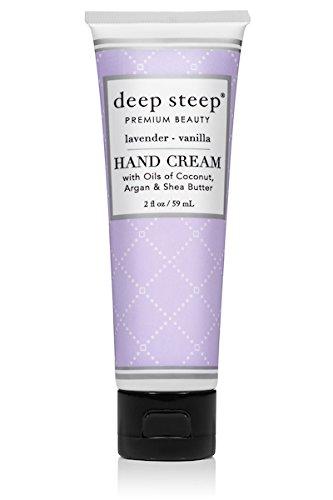 Deep Steep Crème mains, 56,7 gram, lavande, vanille