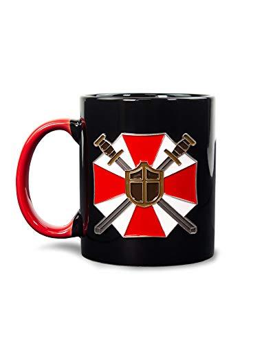 Resident Evil 3 – Taza insignia Metal