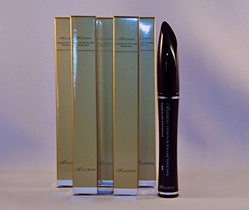 Alluring Length & Volume Mascara for eyelash extensions Lot - (QTY: 5)