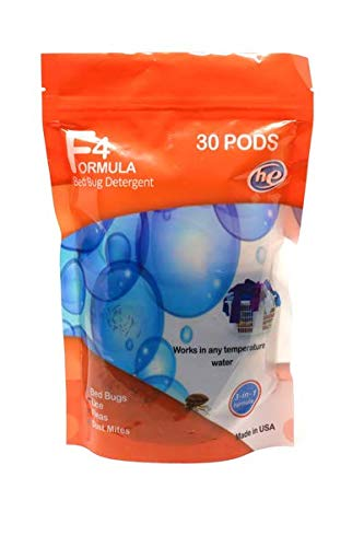 Bed Bug Detergent Pods (FREE 2 day priority shipping)