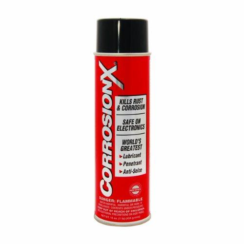 Corrosion-X 90102 Anti-Corrosion and Lubricant, 16-Ounce, Aerosol