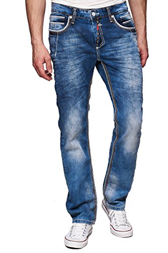 R-Neal Jeans Regular Fit W30 L34