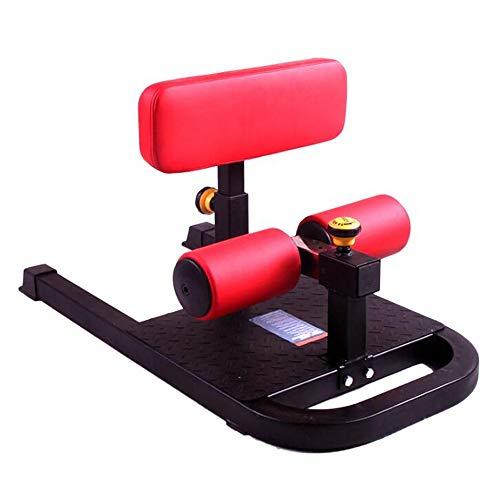 WXH Appareil Abdominal Portable Sit-Up exerciseur Famille Gym Squat Rack AB Machine Workout équipement de Conditionnement Physique, Dites au Revoir à encombrant équipement de Fitness