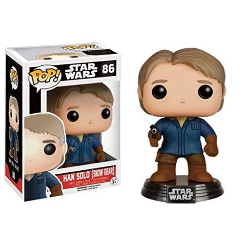 Funko 21982 Han Solo (Star Wars VII) Snow Gear Exclusive Pop Vinyl Figure