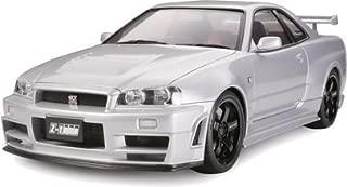 Tamiya 24282 - Maqueta de coche Nissan Nismo R34 GT-R Z-Tune escala 1/24