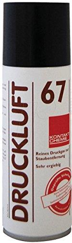 KONTAKT CHEMIE 30826 Druckluftreiniger 67, 200 ml
