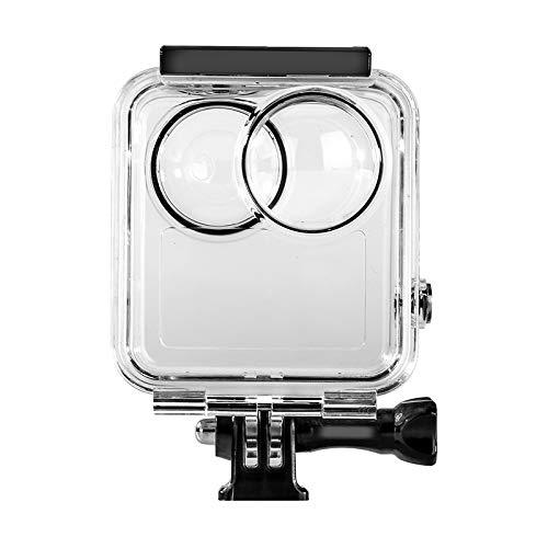 Cuasting para Max impermeable Carcasas Shell cubierta protectora caja para Go Pro 360 cámara panorámica buceo caso Accesorios