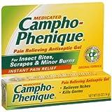 Campho Phenique Gel 5703 0.5 Oz
