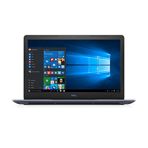 Dell G3779-7934BLK-PUS Gaming Laptop 17' LED Display - 8th Gen Intel Core i7-8750H, 8GB Memory, 128GB SSD+1TB HDD, NVIDIA GeForce GTX 1050 Ti 4GB, Black
