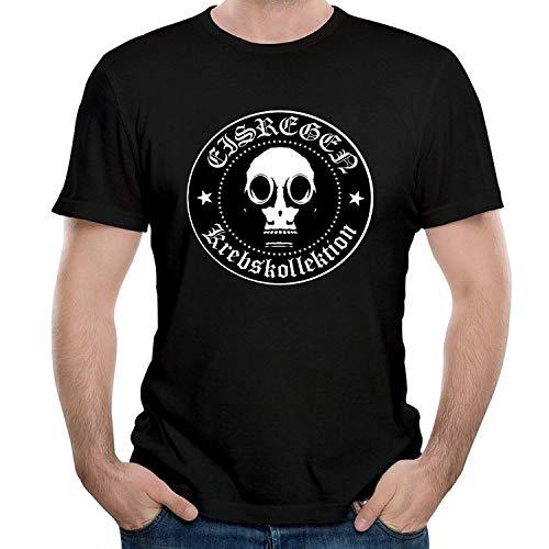 HAIZHENY Herren Eisregen Krebskollektion Cotton T-Shirt Tee XX-Large
