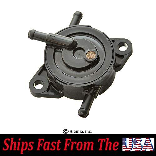 Original Kawasaki Fuel Pump, 49040-0770, 49040-7008. Fits, Kawasaki Series Engines Model FR, FS, FX