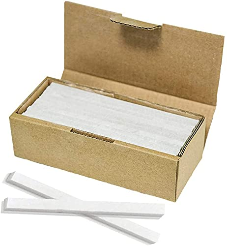 Flat White Soapstone Pens 27 Pack Soapstone Refills Professional Quality for Welders & Textile Marking Tools Perfect for Making Removable Markings on Steel Cast Iron