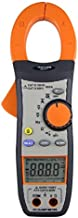 Contempo Views TM-2011 AC Clamp Meter: Measures AC/DC Voltage AC Current Resistance Continuity Diode Frequency