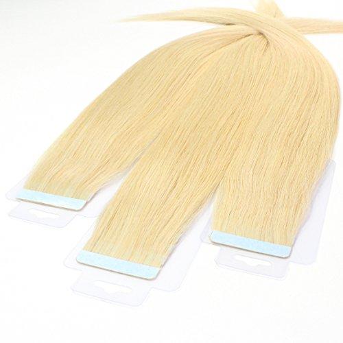Hair2Heart 30 x 2.5g Extensiones Adhesivas Pelo Natural