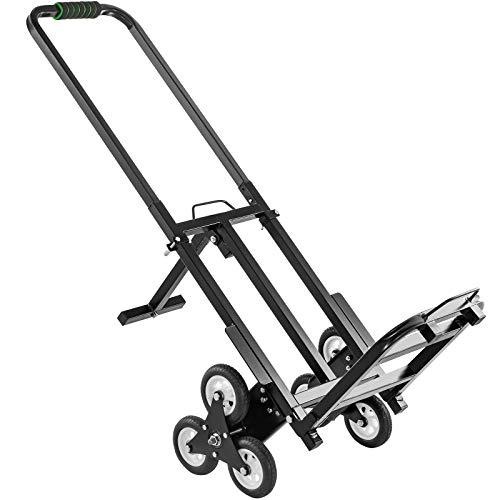 VEVOR Stair Climbing Cart Portable Climbing Cart 330 lb...