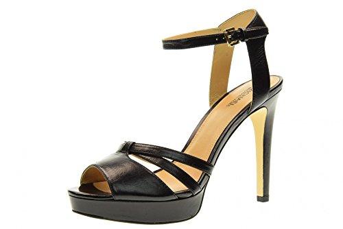 Michael Kors Sandales Femmes Chaussures 4OS7CAHA1L Catalina Plateforme Taille 38 Black
