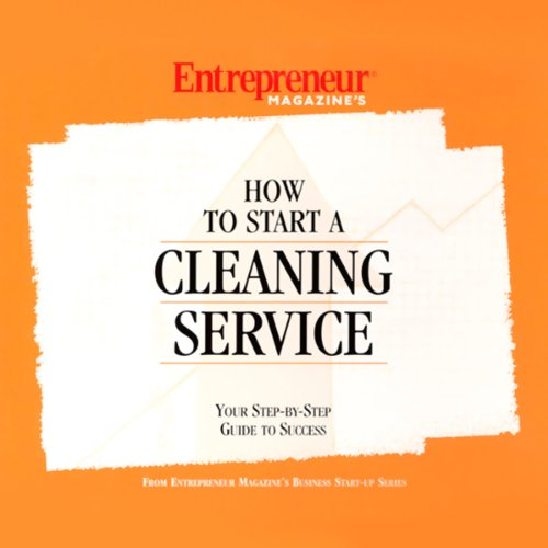 How to Start a Cleaning Service audiobook cover art