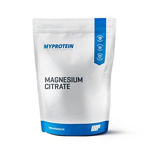 My Protein Magnesium Citrate 250 g - Energieproduktion, Gewebekontraktion, Ne...