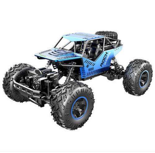 JSKLDF Control Remoto Off Road Toy 4WD Off Road Vehicle Car Stimbing Coche Alta Velocidad Drift Control Remoto Coche Niños Regalo de cumpleaños