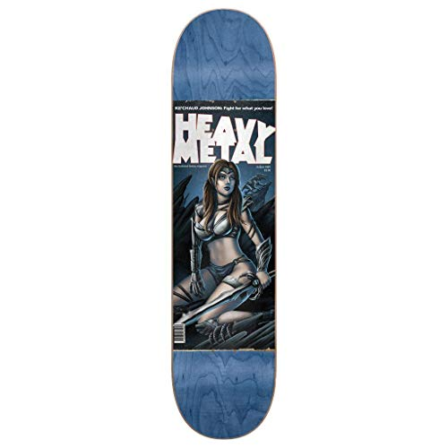 Darkstar Heavy Metal R7 Deck Ke'Chaud Johnson - 8.125