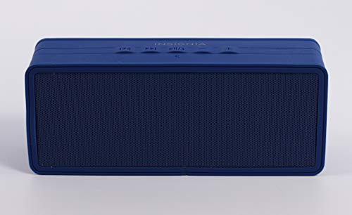 NEW Insignia Portable Bluetooth Speaker NS-SPBTWAVE2 Black-BK; Blue-BL; Red-R