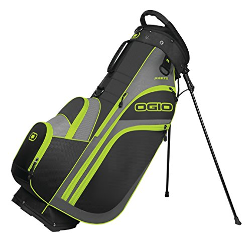 OGIO 2018 Press Stand Bag, Green