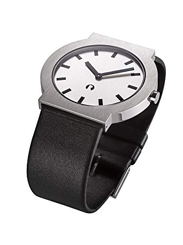 Rosendahl Herren Analog Quarz Uhr mit Leder Armband 43285A