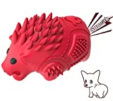 Warthog Dog Toys for Aggressive Chewers Large Breed - Interactive Durable Dog Chew Toys with Milk Flavor Natural Rubber and Cleaning Teeth for Large Dogs