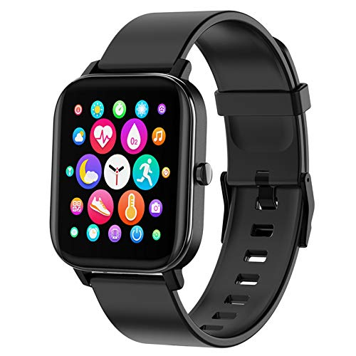 Smart Watch, FirYawee Smartwatch for Android Phones and iOS Phones,Fitness Tracker...