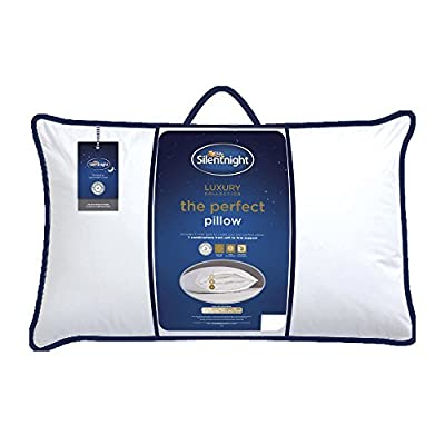Silentnight THE Perfect Pillow, 74 x 48 x 8 cm