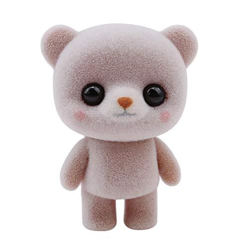 siqiwl Soft Toys Car Ornament Cute Figure Animal Plush Toy Doll Kids Birthday Gift