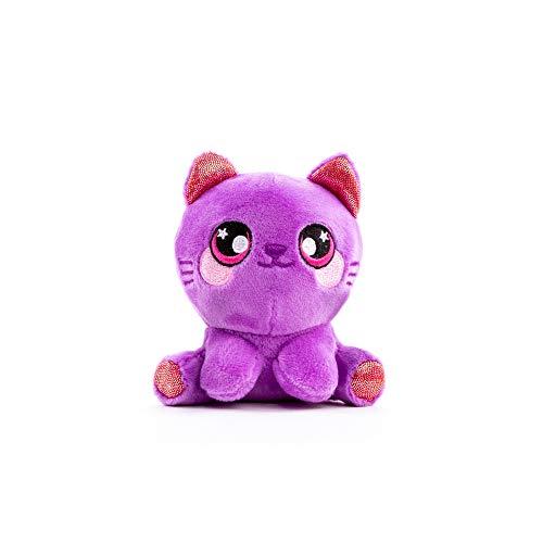 Squeezamals 3Deez SlowRise Foam Stuffed Animals KittySophia