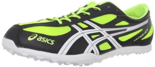 ASICS Zapatillas Hyper XCS Cross-Country para hombre, amarillo (Limón Eléctrico/Blanco/Ónix), 37.5 EU