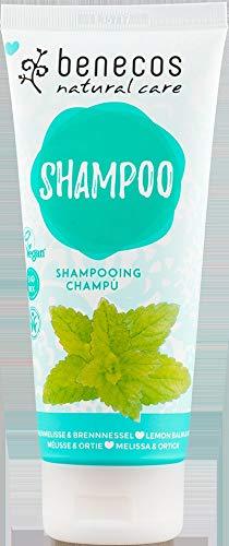 benecos Bio Shampoo Zitronenmelisse & Brennnessel (2 x 200 ml)