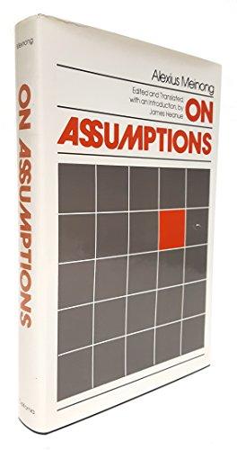 On Assumptions