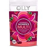 OLLY Women's Multivitamin Gummy, Vitamins A, D,
