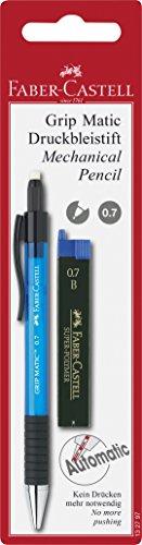 132797 - Faber Castell Portaminas grip matic 0.7+minas b