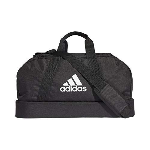 adidas Herren Tiro Duffelbag, schwarz/weiß, OS