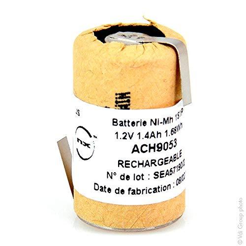 NX - NX - Accus NiMH 2/3A HD 1.2V 1.4Ah HBL