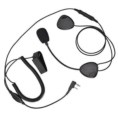 Auricular Confiable Durable Estable Robusto Auriculares livianos Conveniente para Motocicletas Piloto Deportivo