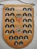 Banderín - Pennant : VALENCIA CLUB DE FUTBOL, Temporada 1998 - 99. Estadio de Mestalla