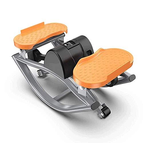 New Lcxligang Title Mini Stepper,Mini Fitness Exercise Machine-Mini Elliptical Foot Pedal Stepper, S...