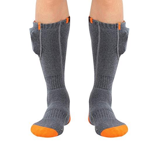 Uxsiya Calcetines de Invierno cómodos y livianos Calcetines cómodos con calefacción para Agregar Comodidad al Cuidado de la Salud