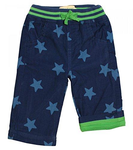 Toby Tiger Bleu étoile bébé Pantalon - Bleu - S