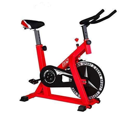 Bicicletas estáticas y de spinning Bicicleta de spinning Inicio Mudo Bicicleta de ejercicio Bicicleta deportiva de interior Bicicleta de auto ejercicio Bicicleta familiar Aerobic Entrenamiento en bici