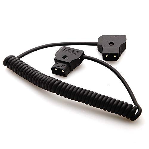 Cheaper Spiralkabel D-TAP Stecker auf Stecker für DSLR Rig Kabel für Anton Bauer Akku WY16