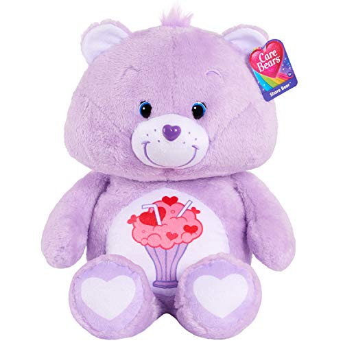 "Care Bears Value Jumbo Plush 21"" Share"