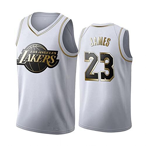 AKEFG Lakers Lebron James # 23 Basketball Jersey, NBA Retro Fitness Tank...