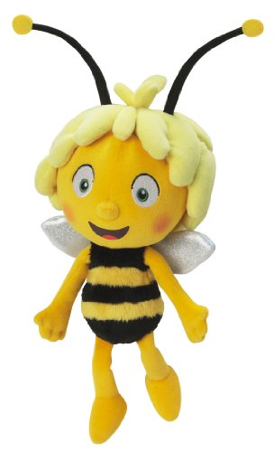 Maya L'abeille Biene Maja–022036–Jouet Premier Age–Plüsch 25cm