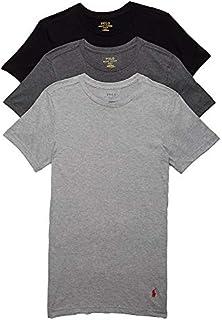 Polo Ralph Lauren Slim Fit Cotton T-Shirt 3-Pack